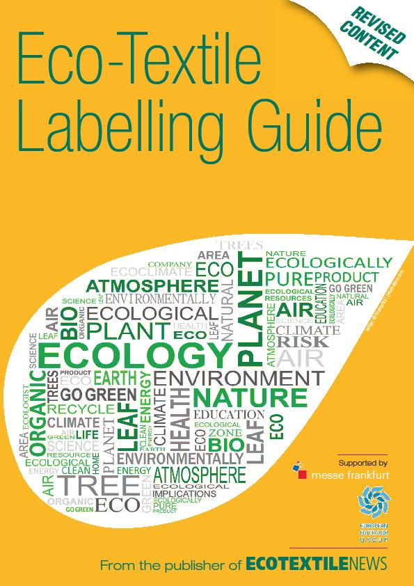 Ecotextile Labelling Guide 2014