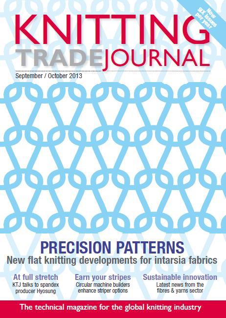 Knitting Trade Journal September October